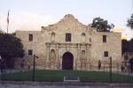 USA Geography Alamo