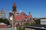 New York Geography Albany City Hall