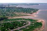 Carlyle Lake public domain image