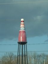 Illinois Geography Water Tower