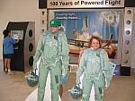 Field trip Wright Museum