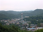 Tennesse Geography Gatlinburg Tn