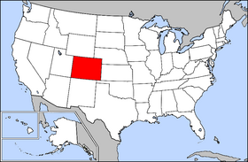 USA Geography Colorado