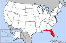 USA Geography Florida
