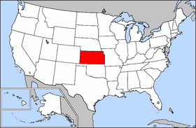 USA Geography Kansas
