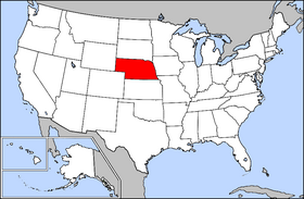 USA Geography Nebraska
