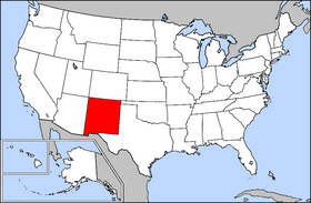 USA Geography New Mexico