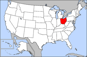 Usa Geography Ohio