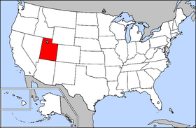 USA Geography Utah