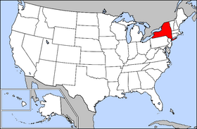 New York Highlighted