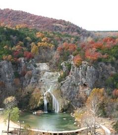 Oklahoma Turner Falls