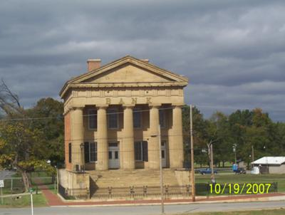 The Old Shawneetown Bank